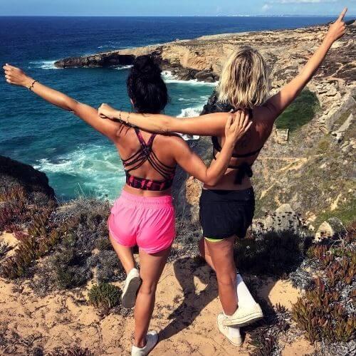 girls trip portugalia kamperem